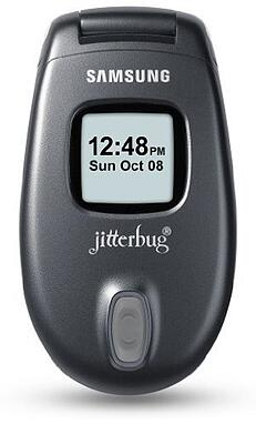 Jitterbug J Cell Phone-min