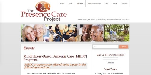 2019 Dementia Caregiver Wellness Day