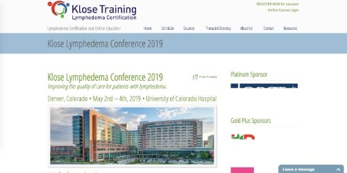 Klose Lymphedema Conference 2019