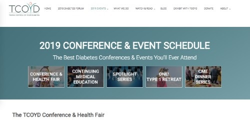 The TYOCD Conference & Health Fair