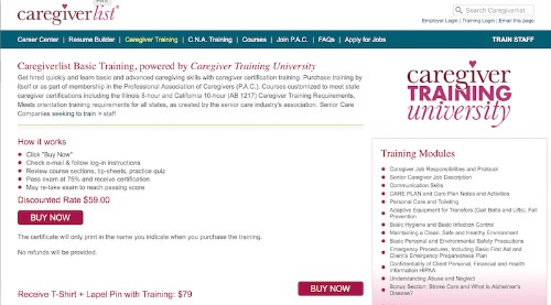 Caregiverlist Basic Training-min