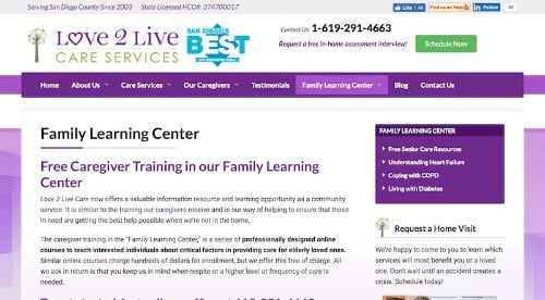 Family Learning Center-Caregiver Training-min
