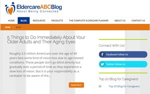 ElderCare ABC blog