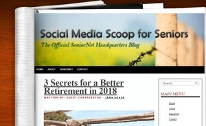 SeniorNet Headquarters Blog