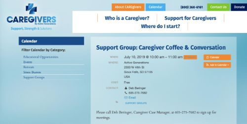 CaregiverCoffeeConversation