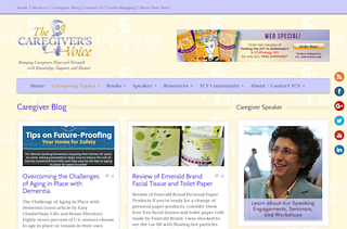The Caregivers Voice Caregiver Blog.png