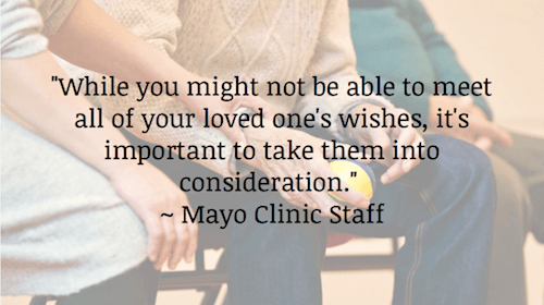 While you might not be able - May Clinic Staff