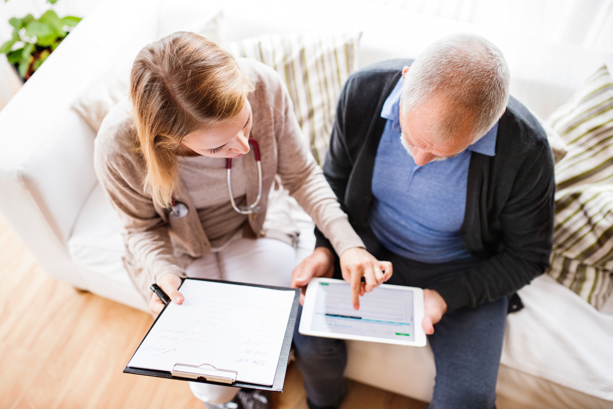 mental health services for older adults